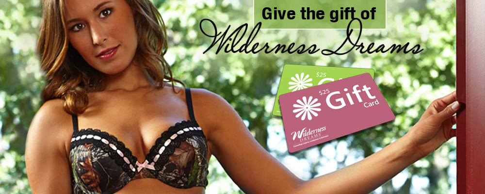 Wilderness Dreams gift card